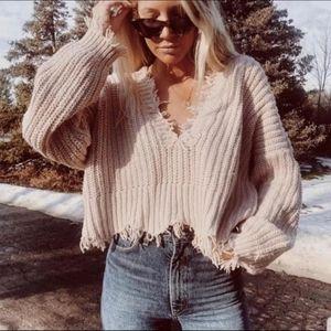 Wildfox Palmetto Sweater 💕